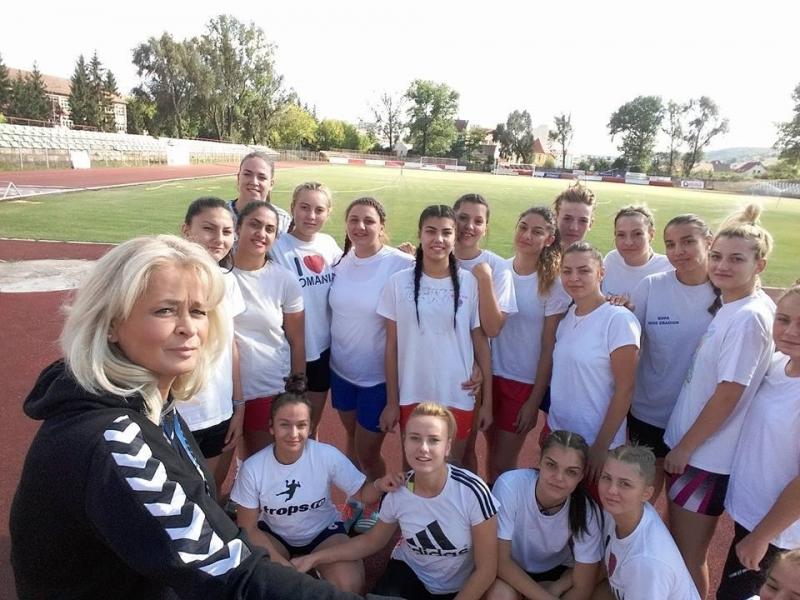 Turneu  de pregătire  pentru handbalistele din Mioveni