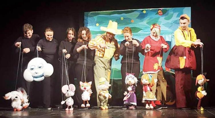 Festival de teatru pentru copii în Piteşti