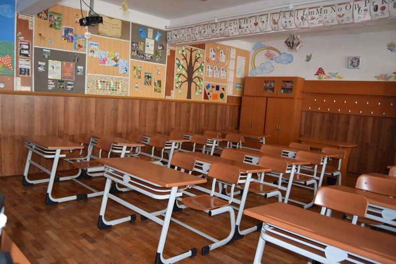 """Prezentare Școala Generală cu clasele I-VIII """"Liviu Rebreanu"""""""