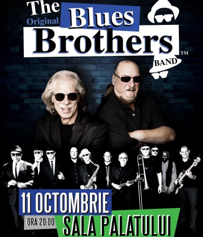 Concertul The Original Blues Brothers Band isi modifica data!