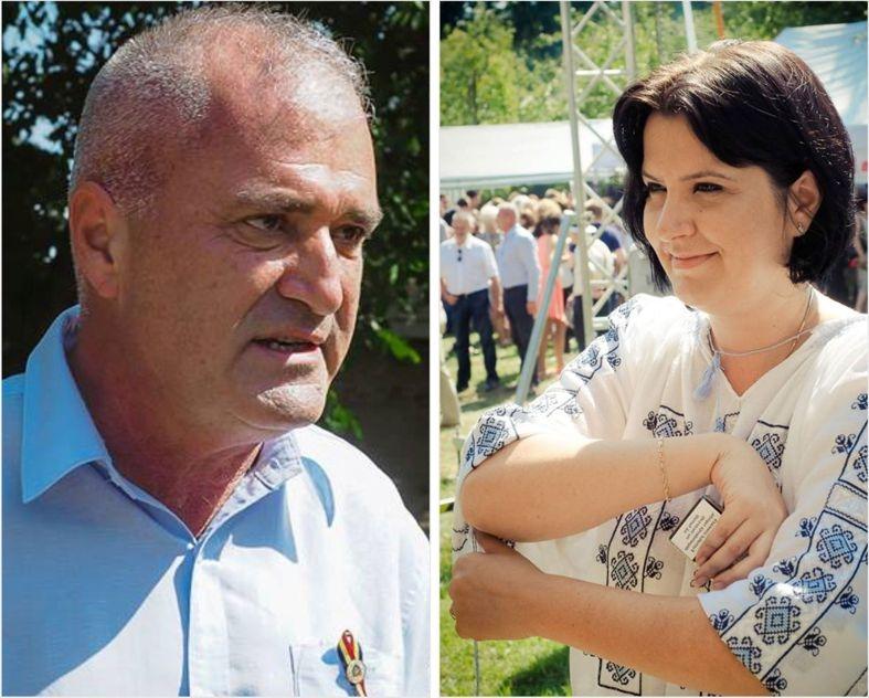 """Dan Manu """"o dă la o parte"""" pe Simona Brătulescu"""