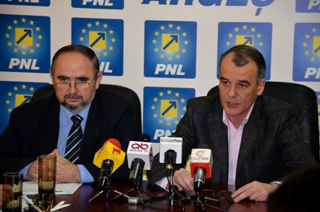 Iani Popa şi Dan Bica, în cărţi pentru Parlament