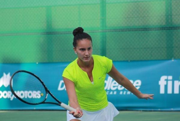 Tenismena Nicoleta Dascălu, turneu în Bulgaria