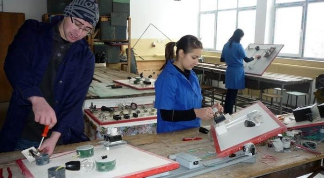 Şcolile profesionale din Argeş, mai atractive