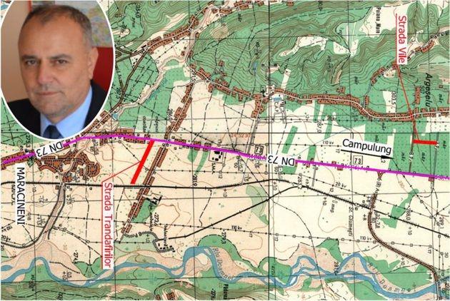 11 miliarde pentru modernizarea drumurilor din Mărăcineni