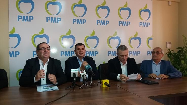 Eugen Tomac, la PMP Argeş