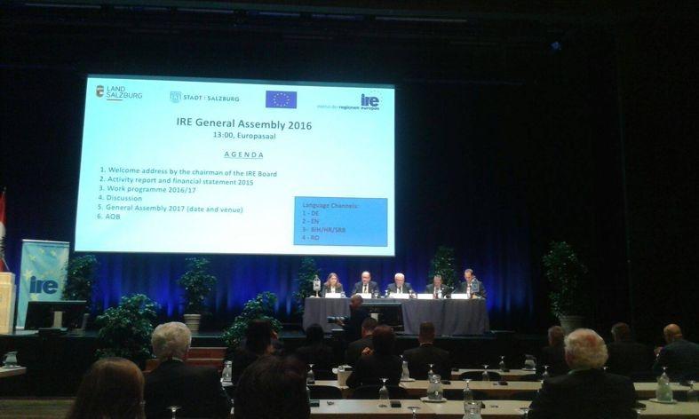 Mioveniul este reprezentat la conferinţa anuală a oraşelor şi regiunilor europene