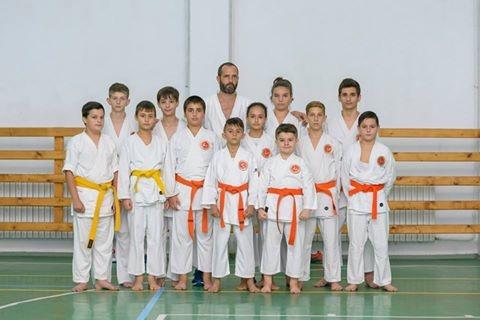Karatiştii din Mioveni, în concurs la Craiova