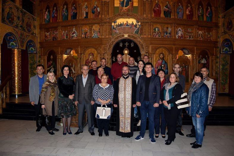Delegație din Basarabia, în Mioveni