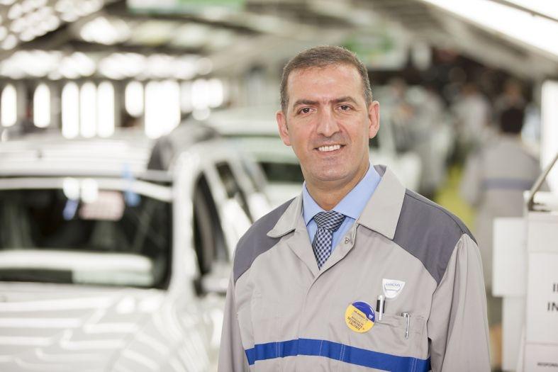 Christophe Dridi este noul director al Uzinei Vehicule Dacia