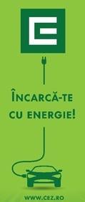 """CEZ Romania Electric Carpooling se afla pe podium la categoria """"Cea mai buna campanie interna de CSR"""" din cadrul Galei Romanian CSR Awards 2016"""