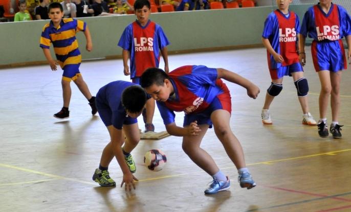 Elevii din Argeş, chemaţi să facă sport