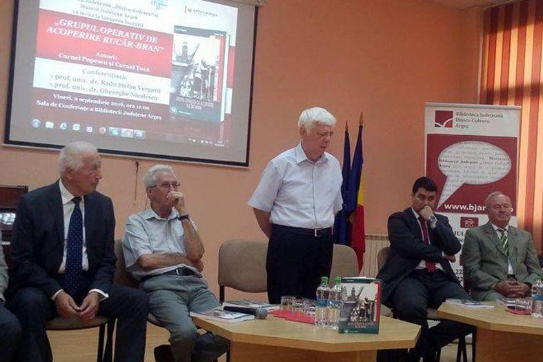 Mioveni: Lansare de carte