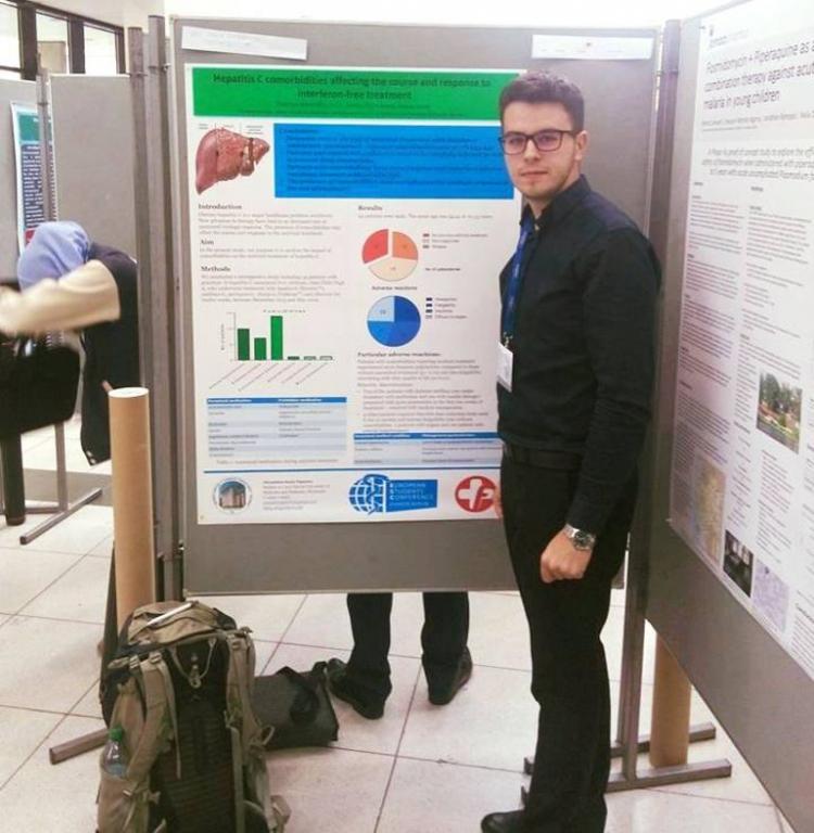 Student din Mioveni, premiu internaţional