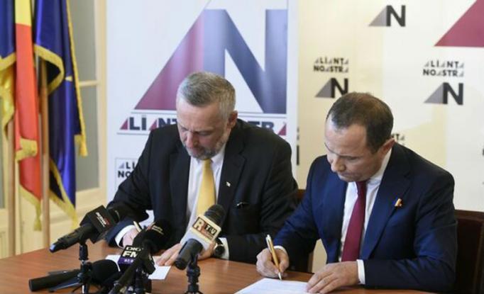 O nouă alianţă politică în Argeş