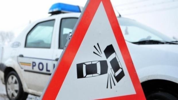Accident în Merişani