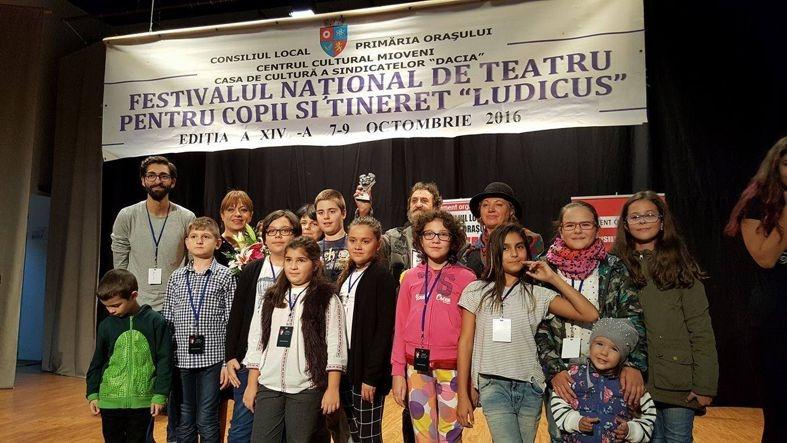S-au desemnat câștigătorii Festivalului Ludicus