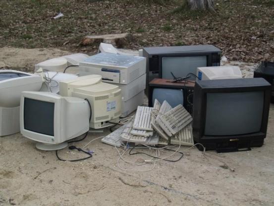 Campanie de colectare a deşeurilor electrice în Piteşti