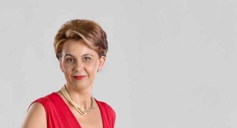 Olimpia Doru candidează la Senat