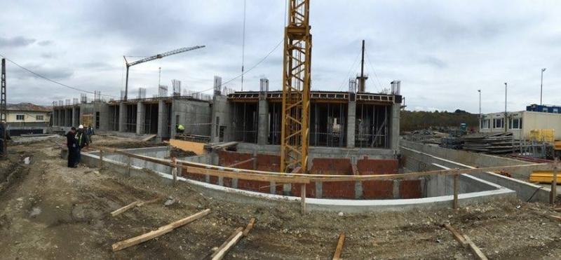 Noul spital din Mioveni va fi printre cele mai moderne din ţară
