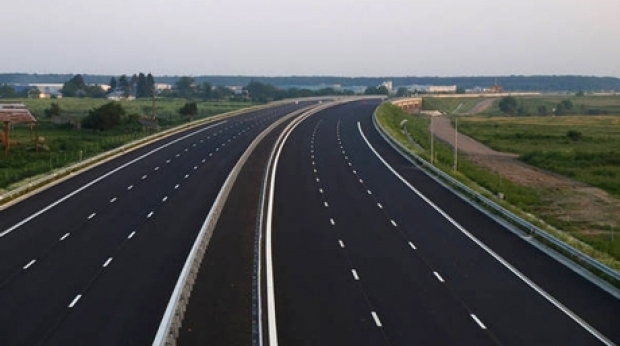Lucrări noi pe autostrada Bucureşti-Piteşti