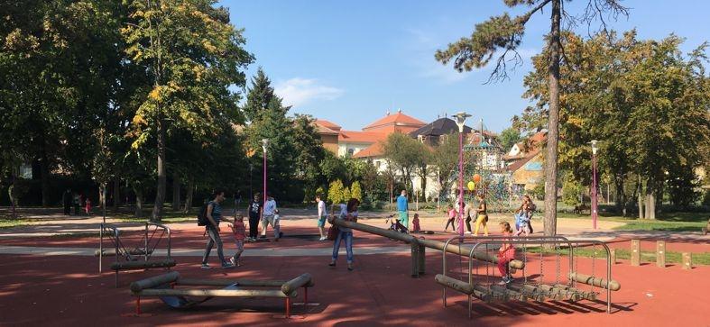 Ionică promite locuri de joacă ca la Timişoara