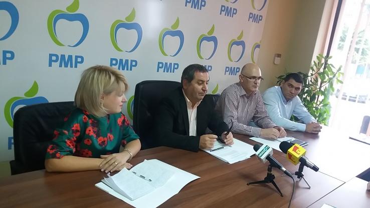 PMP Argeş are planuri mari pentru Parlament