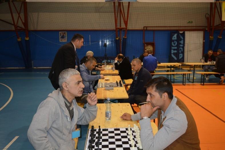 Campionatul național de șah pentru deținuți, ediția a II-a