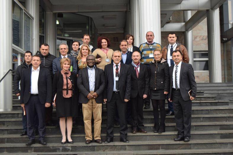 Delegaţie din Elveţia la Mioveni
