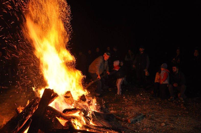 """ISU, cu ochii pe """"Focul lui Sumedru"""". Amenzi de 2500 lei"""