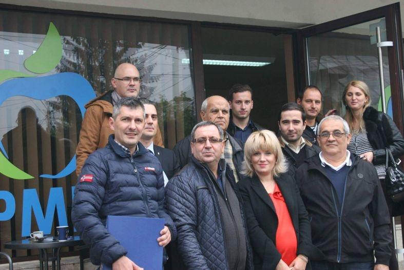 PMP Argeş şi-a depus candidaturile la BEJ! Preşedintele Bulf este convins că partidul său va obţine un senator şi doi deputaţi