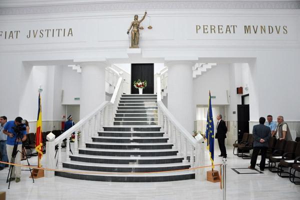 Ziua porţilor deschise la Curtea de Apel Piteşti