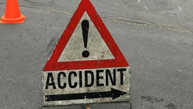 Accident la Bascov. Traficul a fost reluat