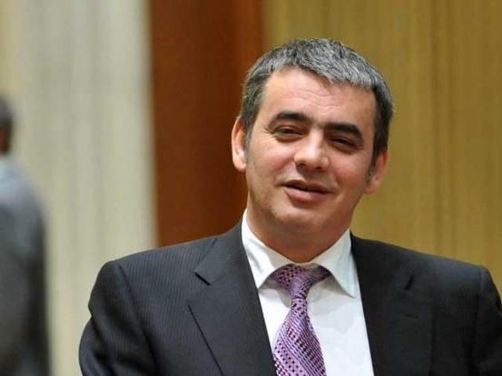 Mircea Andrei, la prima apariţie la PMP