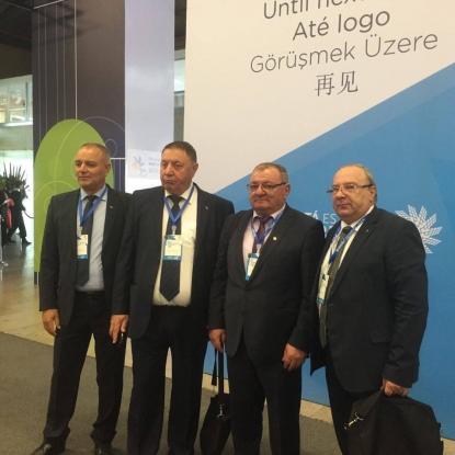 Primarul din Bascov, membru al unei organizaţii internaţionale a administraţiei locale