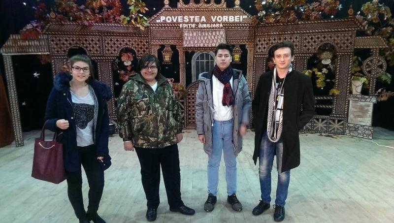 "Mioveniul reprezentat la ""Povestea Vorbei"""