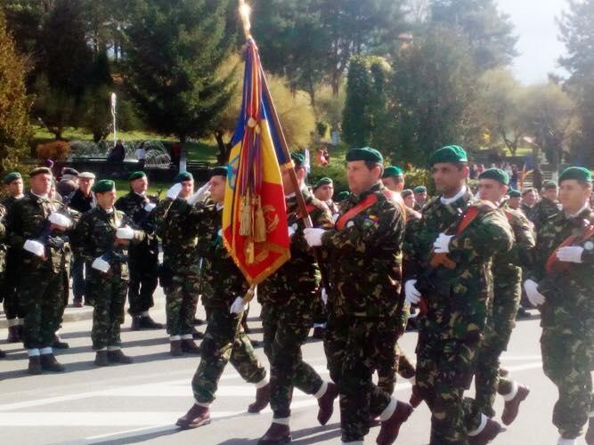 100 de ani de la înființarea trupelor de Vânători de Munte