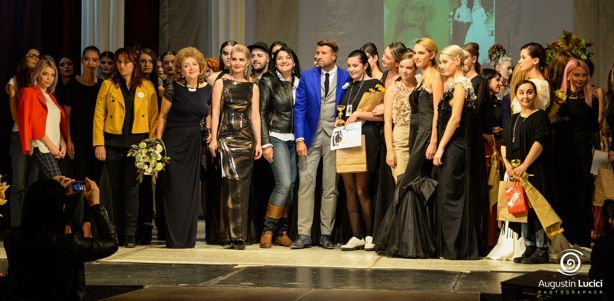 """Festivalul Internațional Studențesc de Creație Vestimentară și Modă """"Culorile Toamnei"""" ed. a XXII – a"""