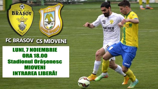 Mâine, meci decisiv pentru CS Mioveni