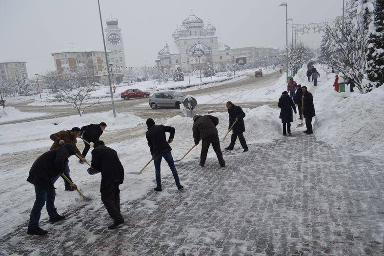 Mioveni: Măsuri de protecţie a instalaţiilor împotriva îngheţului