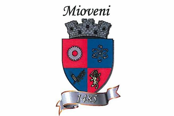 Orașul Mioveni are un nou simbol