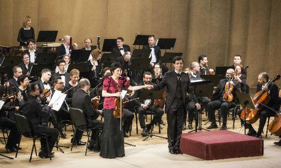 Concerte de flaut şi vioară, la Filarmonica Piteşti