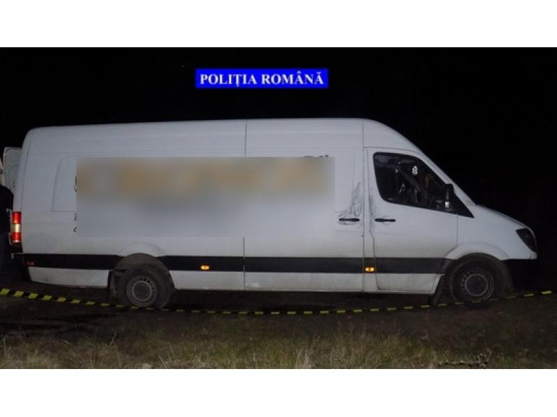 Captură a poliţiştilor la Buzoeşti