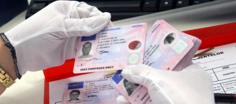Val de preschimbări de permise în Argeş