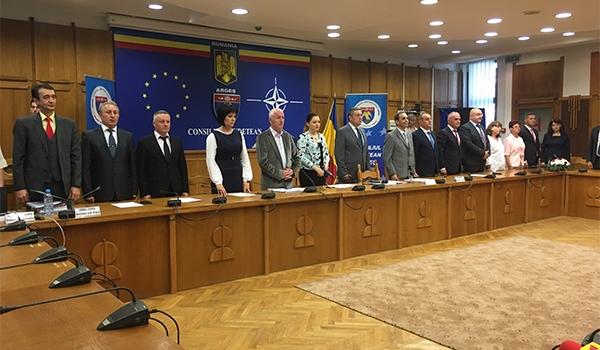 Şedinţele Consiliului Judeţean, monitorizate