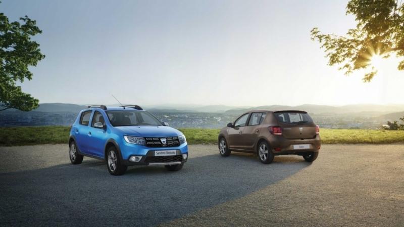 Dacia, avans important în Franţa