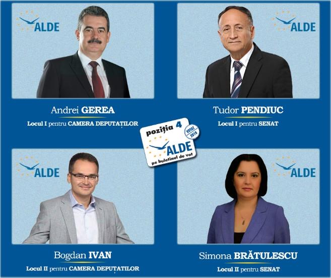 ALDE Argeș  - o echipă formată din oameni competenţi, cu experiență și dorință de implicare