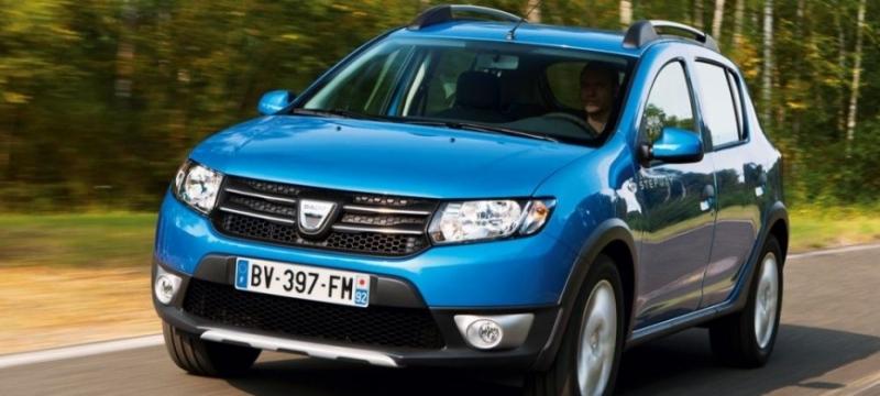 Vânzările Dacia în Marea Britanie au scăzut