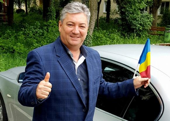 Dănuţ Dinu, campanie în Consiliul Local Piteşti