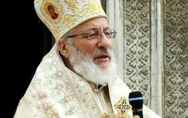 Calinic vrea catedrală în Piteşti